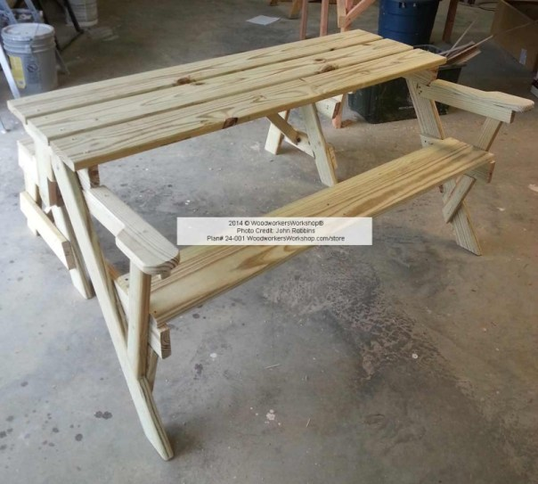 Folding Bench Picnic Table,convertible,picnic tables,benches,woodworking