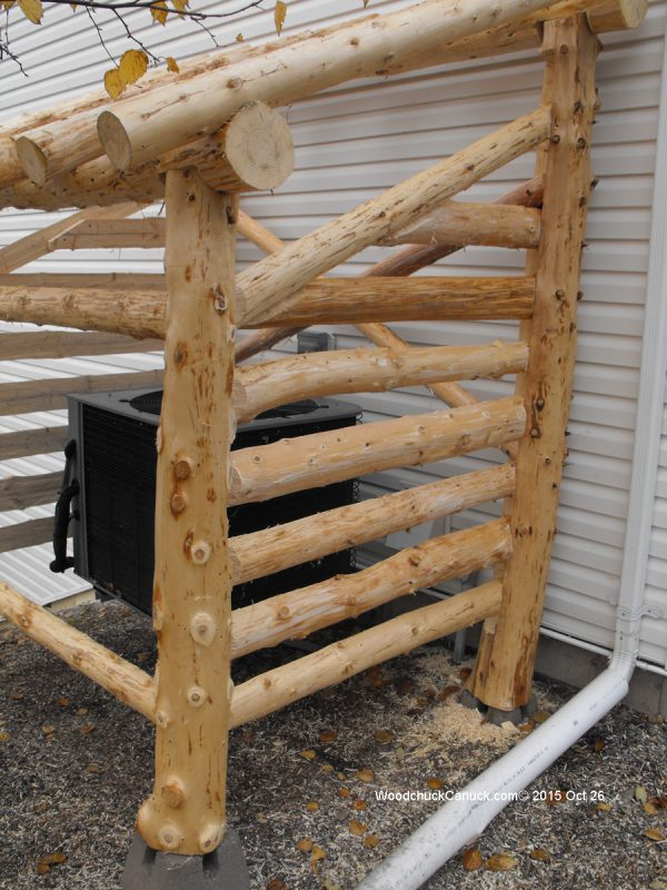 log rails,shelters,heat [umps,chainsaw projects,diy