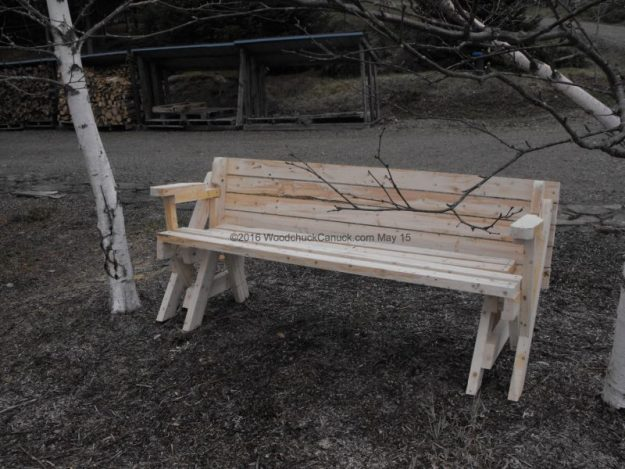 woodworking,picnic tables,folding benches,convertible benches,woodworking plans,projects