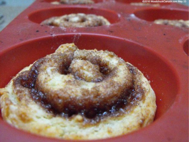 home made cinnamon rolls