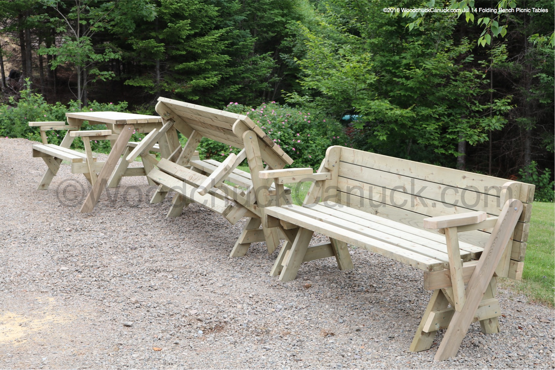 folding chair picnic table pop up blind chairs bench  woodchuckcanuck