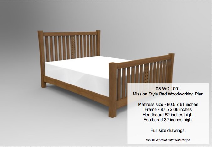 woodworking,Mission style bedroom furniture,advanced