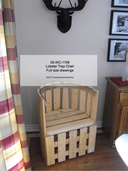 recycled,pallet baords,lobster traps,maritime furniture