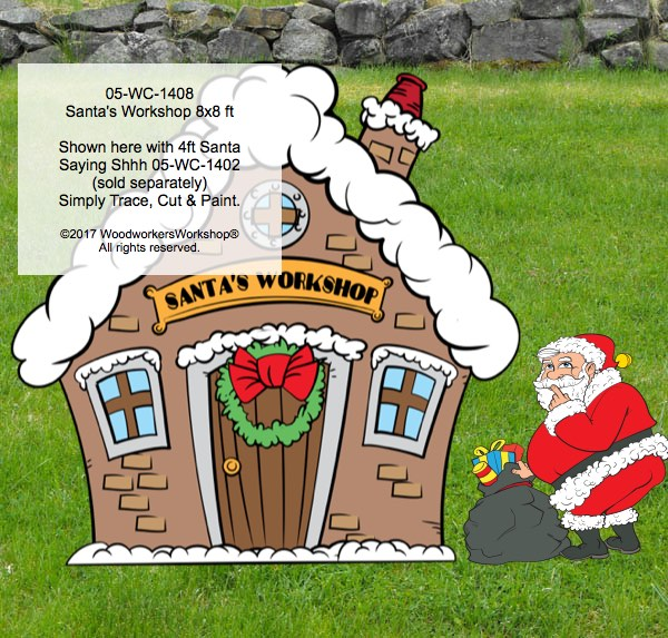 woodworking,Santa Claus,North Pole,woodworking