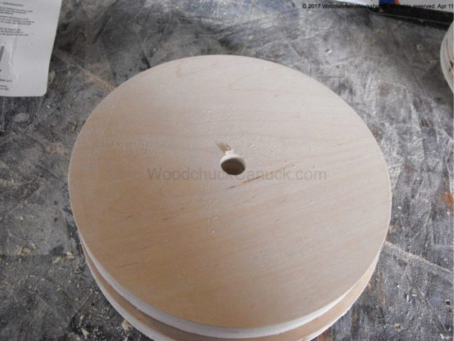 plywood lamp bases,build your own