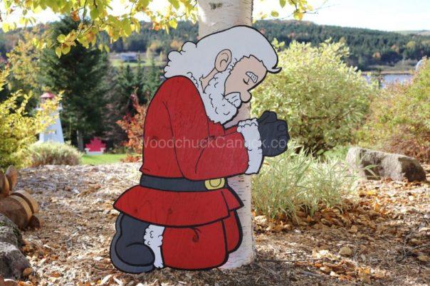 Santa,painting