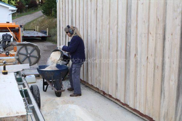 sawdust,sawmill