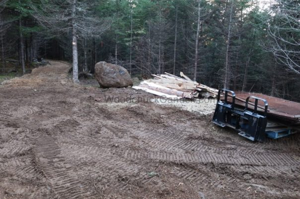 rocks,landscaping,skidsteer