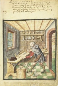 16th century carpenter