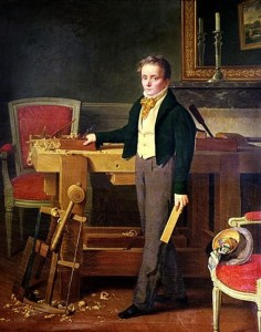 Carpenter Alfred de la Chaussee