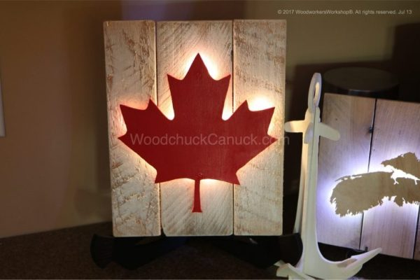 maple leaf,arts and crafts,light projects,