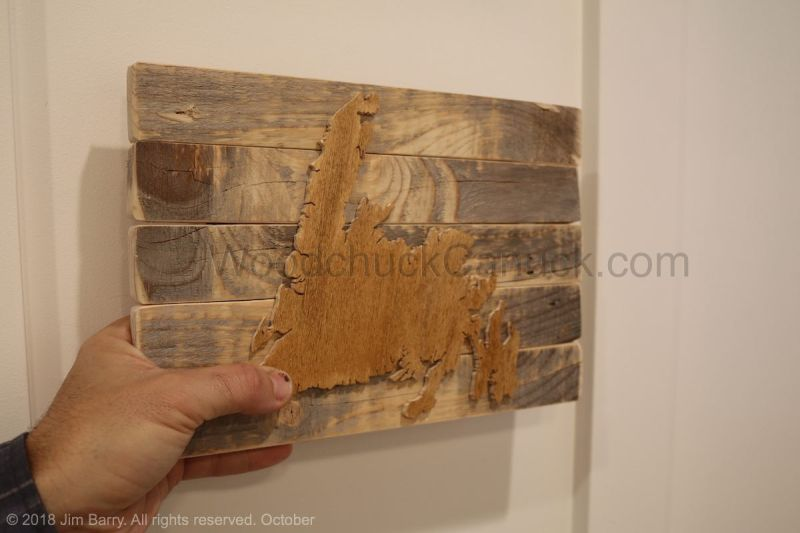 wood maps,ns maps,scroll saw,NF map