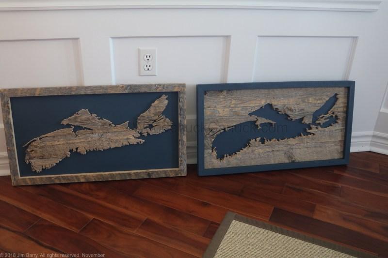 wood maps,ns maps,scroll saw
