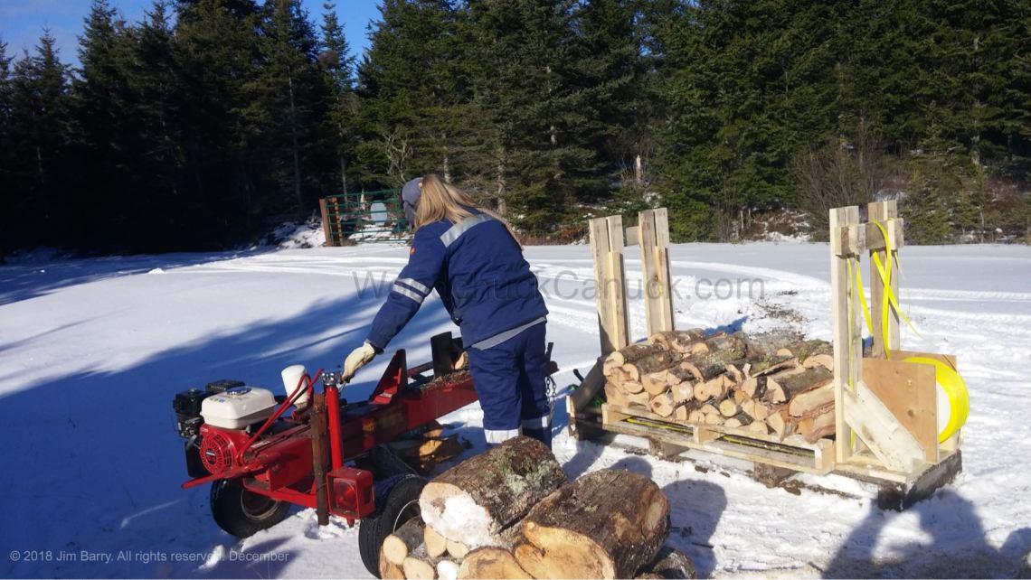 firewood,Nova Scotia