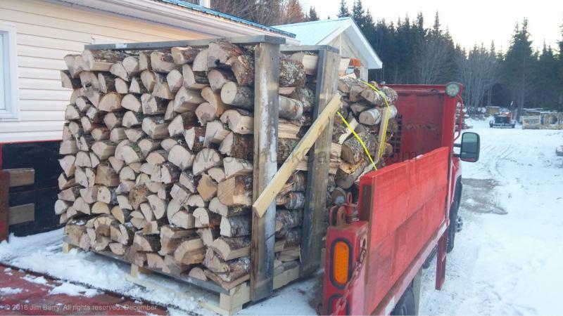 firewood, Nova Scotia, Antigonish County