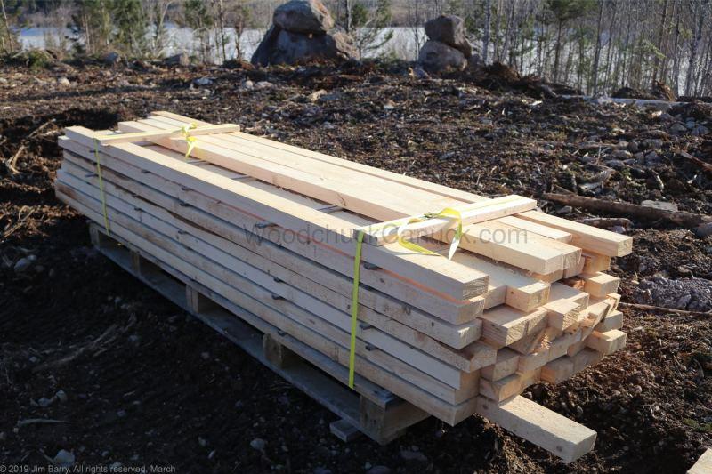 2x4, lumber, sawmilling, Antigonish County, Guysborough County, Nova Scotia