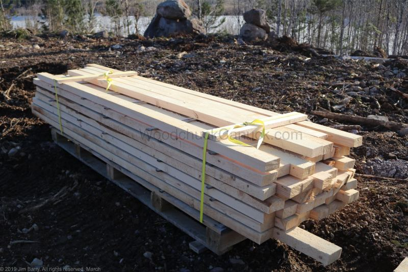 2x4, lumber, sawmilling, Antigonish County, Guysborough County, Nova Scotia