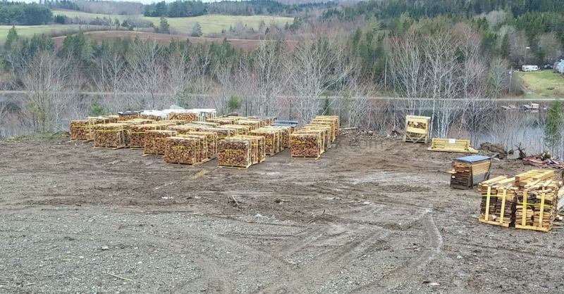 firewood sales and service, Nova Scotia