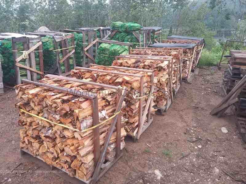 C-grade firewood (campfire/cottage).