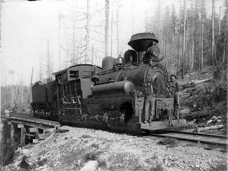 1900-1930 Bordeaux Brothers Logging Co.