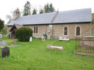 The St. John the Baptist Chapel at Churchtown