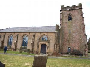 St. Werburgh's Church, Kingsley