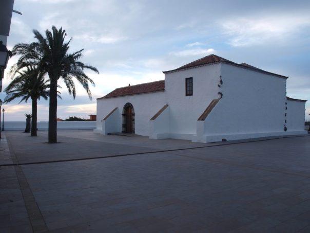 La Iglesia de la Virgen de la Candelaria