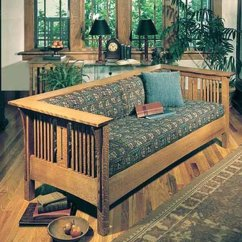 Stickley Sleeper Sofa Taylor King Reviews Arts And Crafts Able Woodworking Project Plan To ...