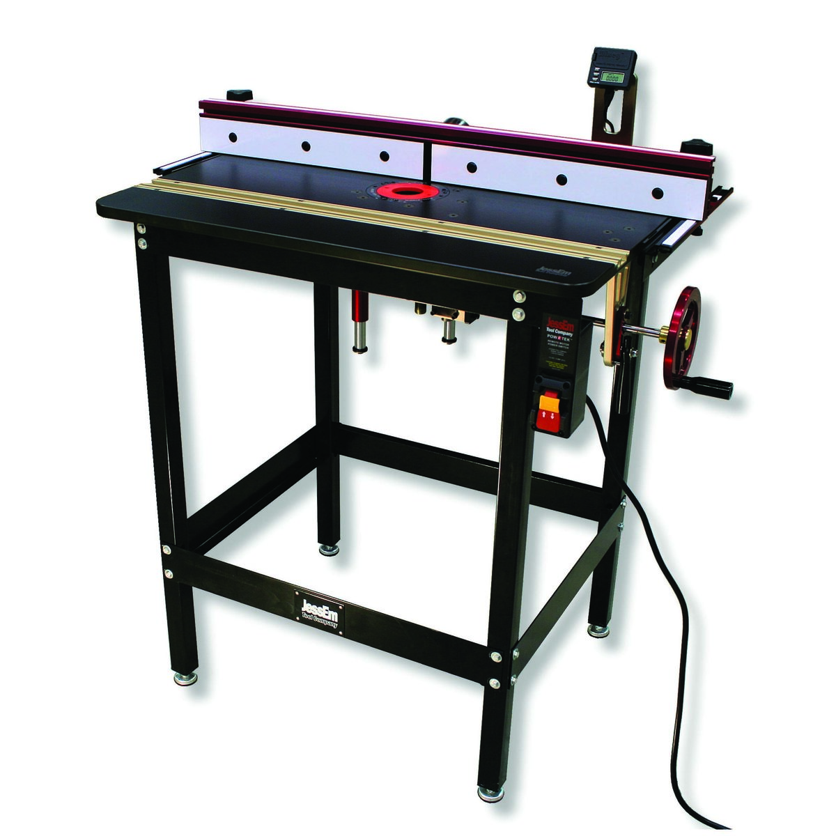 Jet Router Table Fence