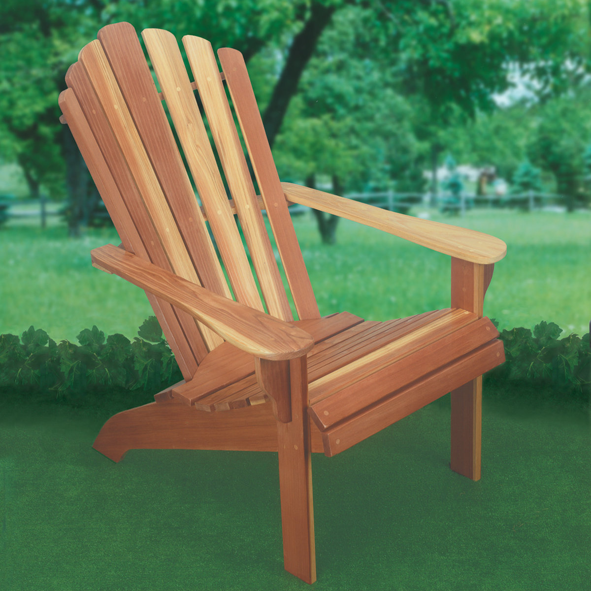 how to build an adirondack chair outdoor cushions set of 4 woodcraft woodworking project paper plan view a larger image