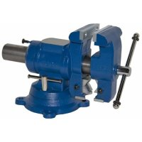 """5-1/8"""" Multi-jaw Rotating Combination Pipe and Bench Vise ..."""