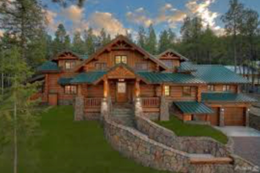 Log Home Building Project(1)