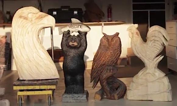 Wood Sculpting (1)