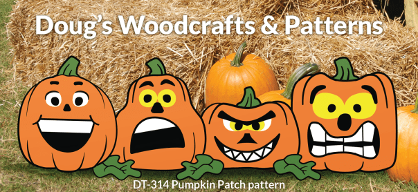 DT-314 Pumpkin Patch Pattern