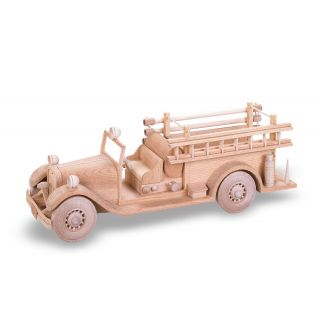 TJ59 - Seagrave Fire Truck & Parts Kit.
