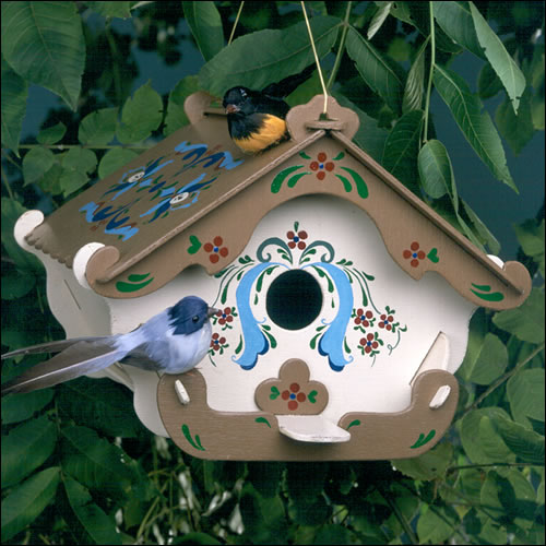 BH6903 - The Swiss Inn Birdhouse Kit