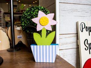 Spring Fiver Flower