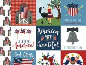 Americana Paper Collection