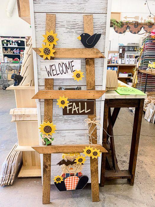 July Fall Ladder Kit