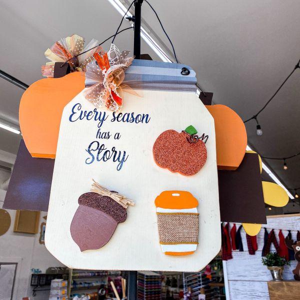Jar Kit: Pumpkin Spice