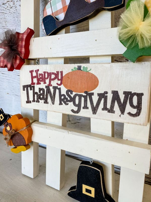 Thanksgiving Fence Kit 2020