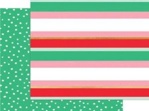 Merry & Striped Paper