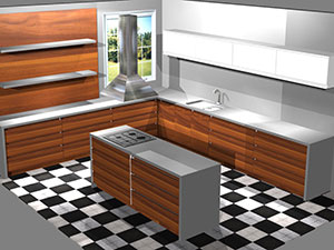 kitchen software retro table sets professional design wood designer specialist features