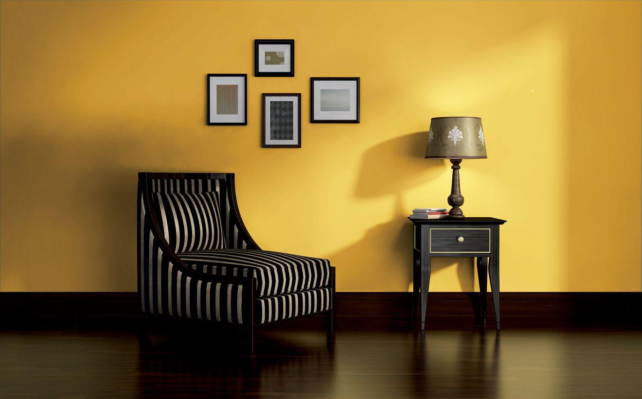 5 couleurs pour mettre de lambiance dans votre salon