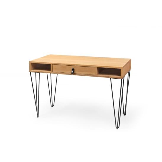 writing desk, desk, wooden writing desk, wooden desk