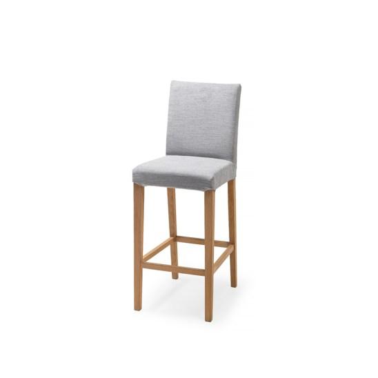 bar chair, chair, wooden chair, oak chair
