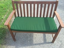 2 Seater Bench Cushion - Thicker Style Simply Wood