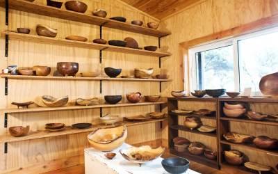 Bowl Art Gallery & Turning Studio