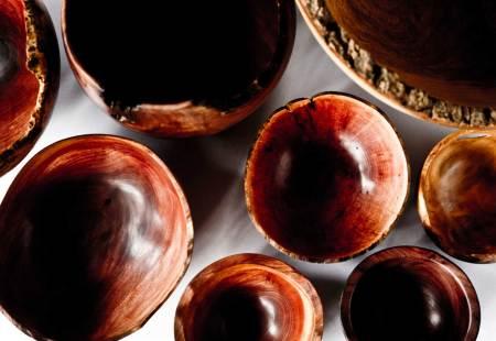 Wooden Bowl Gavin Brunton