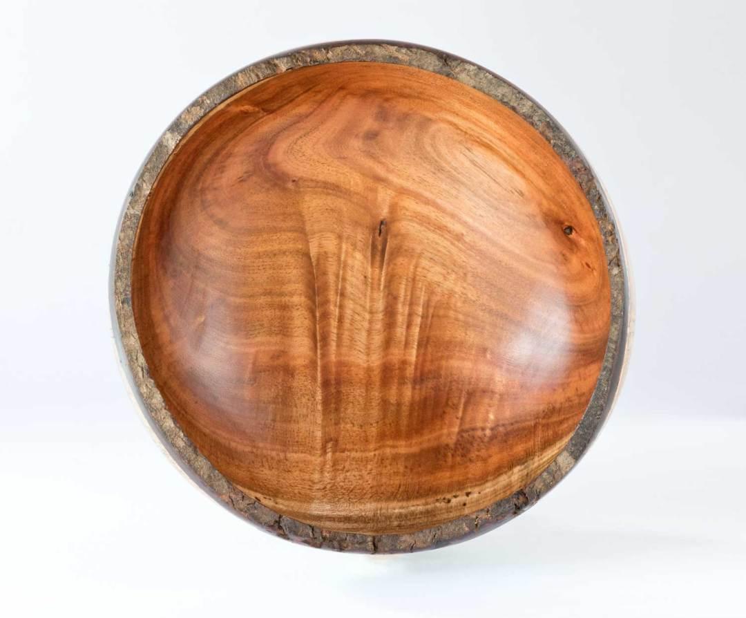 Bark Rimmed Acacia Bowl No244 (2019)